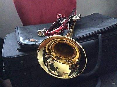 NEW YEAR $ALE RAREST TAYLOR HERITAGE MARTIN COMMITTEE #3 0.468 LBORE Bb TRUMPET