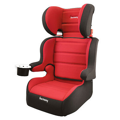Harmony Folding Travel Booster Car Seat Kids Infant Toddler Impact Protection