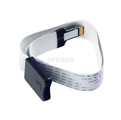Useful Micro SD To TF Card Extension Cable Adapter Flexible Extender UK
