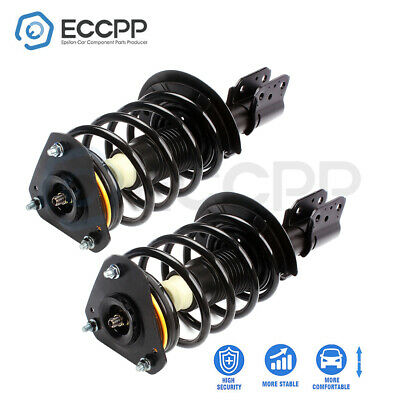 For 2004 2005 2006 2007 2008 Nissan Maxima Complete Strut /& Coil Springs 2 Front