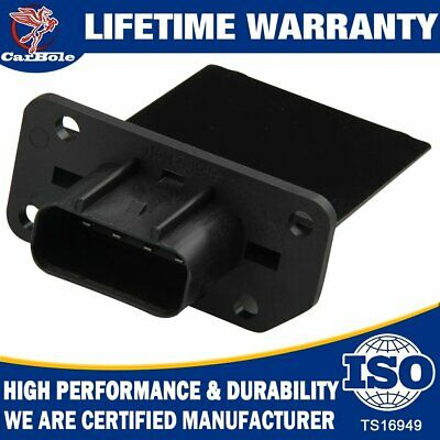 HVAC A/C Front Heater Blower Motor Resistor For 2004-2011 Ford F-150 973-444
