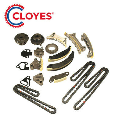 Holden Commodore VE Captiva Rodeo Timing Chain Kit 3.2 3.6 Alloytec V6 Cloyes