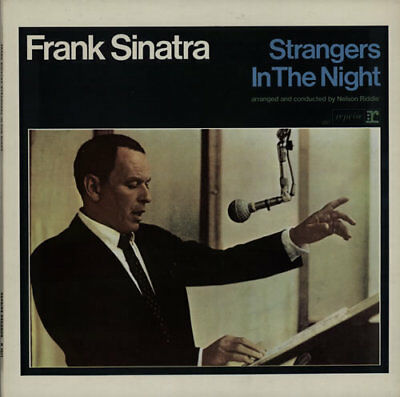 Frank Sinatra 45 Record Strangers In The Night - That's ...