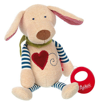 Sigikid Musical Soft Toy -cuddle me and I play a song.