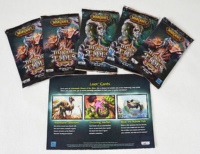 WoW - 5x Throne of Tides Booster - World of Warcraft - Loot Chance Tallstrider