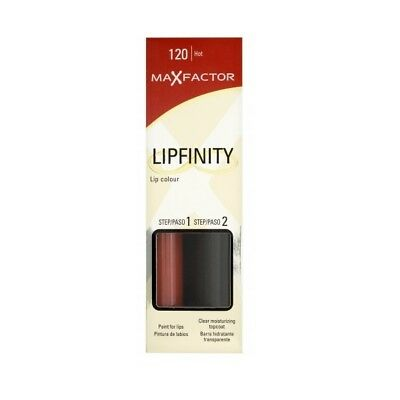 Max Factor Lipfinity Lip Colour 120 Hot