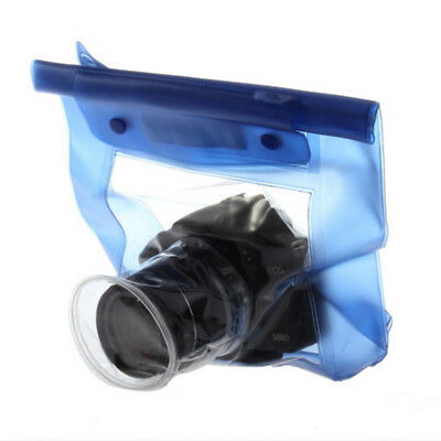 Waterproof Underwater Diving Pouch Dry Bag For Camera DV Camcorder Recorder