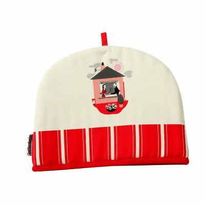 Good Housekeeping Tea Cosy Meal Planner Red