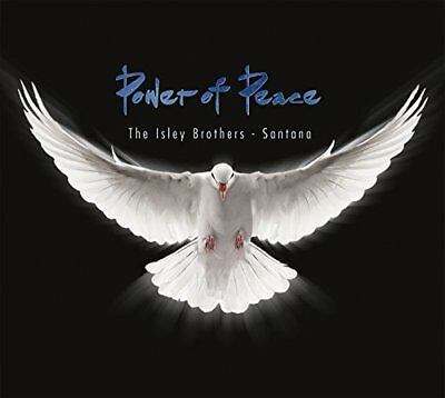 The Isley Brothers and Santana - Power Of Peace [CD] Sent Sameday*