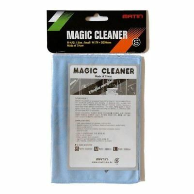 Matin Microfibre Cleaner Cleaning Cloth Small (170x250mm) for Camera/Screen