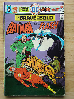 Brave And The Bold #125 Batman And Flash