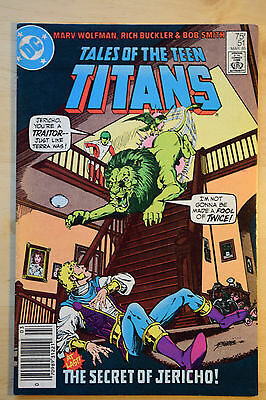Tales Of The Teen Titans (1981) #51 (Vf)
