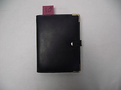 Leather Filofax Pocket Size Personal Organiser (style 10)