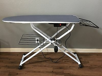 Reliable 500VB The Board Premium Vacuum and Up-Air Pressing Ironing Board