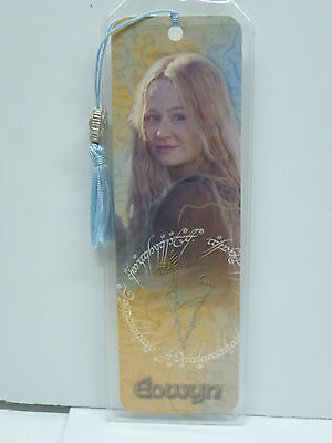 Lord of the Rings Variety of FOTR, TT & ROTK Bookmarks with Charm LG YOUR CHOICE