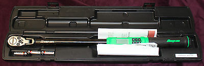 Snap-On ATECH3F250VG 1/2 In. Drive Techangle Digital Torque Wrench - NICE!