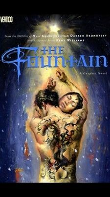 The Fountain (Vertigo Comics) Graphic Novel by Darren Aronofsky