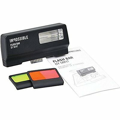Impossible PRD2997 Flash Bar by Mint for Polaroid SX-70 Type Cameras