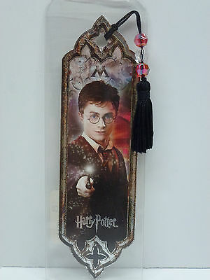 "Harry Potter ""Harry"" Die Cut Bookmark with Crystal Charms"