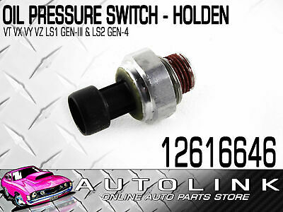 Oil Pressure Switch Suit Holden Commodore Vt Vx Vy Vz Ls1 Ls2 V8 (Gen 3&4)