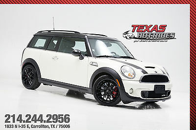 2011 Mini Clubman Clubman John Cooper Works Edition 2011 Mini Cooper Clubman S John Cooper Works Edition! 6-Speed!