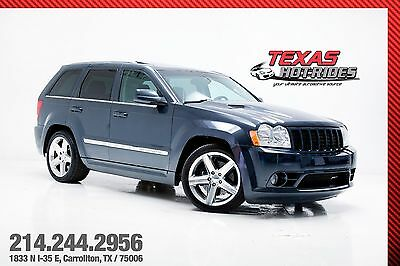 2007 Jeep Grand Cherokee SRT-8 Fully Loaded With Upgrades 2007 Jeep Grand Cherokee SRT8 SRT-8 Fully Loaded With Upgrades! 6.1L Hemi!