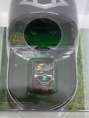 "Lord Of The Rings ""Barahir"" Ring with Light-Up Decorative Box from Applause"