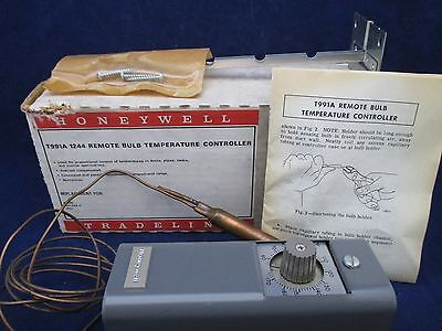 Honeywell T991A 1244 Temperature Controller new