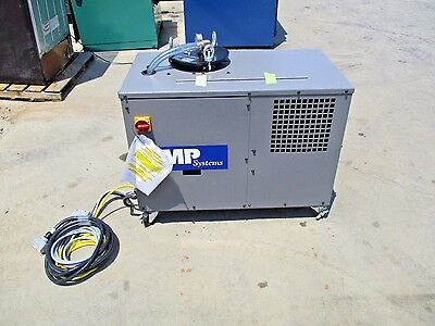New Mp Systems Mdl V-2 H08 High Pressure Coolant System 100 Psi / 8 Gpm For Oil