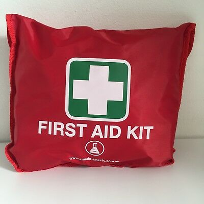 Handy First Aid Kit 86 Piece For work, boat, 4WD outdoors Exp 2021