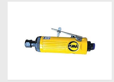 "Air Die Grinder Puma 1/4"" PAT7033 Tradie Contractor Workshop Garage 90PSI 6mm"