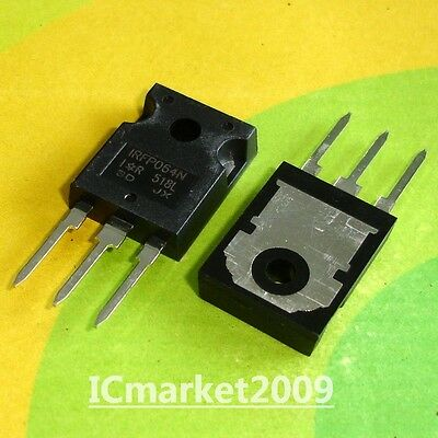 10 PCS IRFP064NPBF TO-247 IRFP064N HEXFET Power MOSFET
