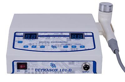 Latest Original Ultrasound Ultrasonic therapy machine for Pain relief 1 mhz