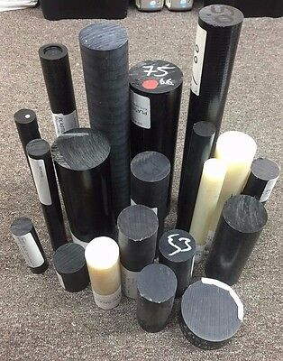 Nylon 66 Rod Round Bar Offcuts