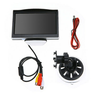 "5"" 800*480 TFT LCD Screen Monitor System for Car Rearview Reverse Backup Camera"