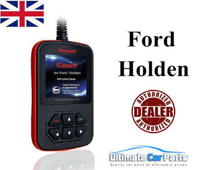 iCarsoft i920 Ford / Holden OBDII Airbag Abs Service Engine Diagnostic Scanner