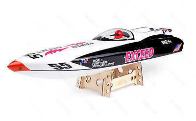 FP  Dragon Hobby 10016 700E P1 Exceed  Fiberglass Brushless Racing Boat