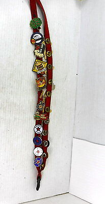 Red Robin Restaurant Employee Pins Lot of 23 Flair