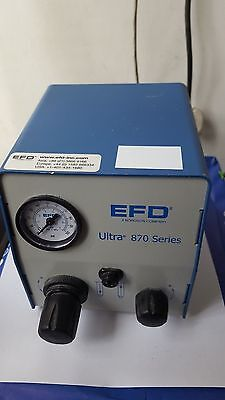 EFD ULTRA 870 SERIES Fluid Dispenser 7022258 (R2S9.8B2)