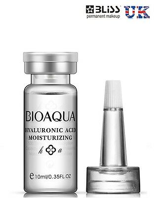 HYALURONIC ACID Hydrating Anti Wrinkle serum MESOtherapy Skin Repair Nutrients