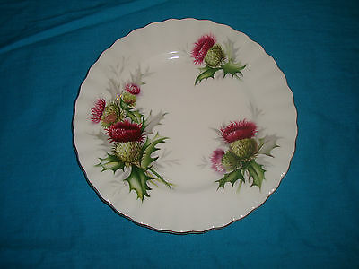 Royal Albert - Highland Thistle - Side or Tea Plate (several avail) 1st Quality