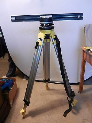 Stanley 77-001 Contractor Grade IntelliLevel Laser Rail With Tripod Stand