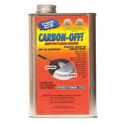 Discovery Products Carbon Off Quart