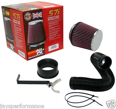K&N AIR INTAKE INDUCTION KIT FOR BMW 320i (E90/E91/E92/E93) 05 - 11
