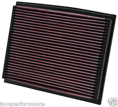 K&n Performance Air Filter - Audi A4, S4, Rs4 (B6, B7)