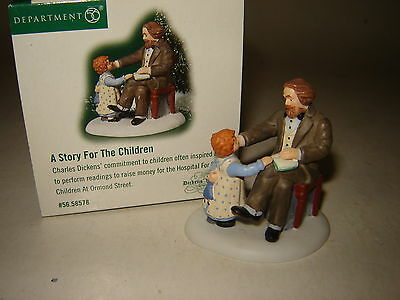 Dept 56 Dickens Village - A Story For The Children