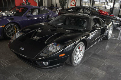 2006 Ford Ford GT 2dr Coupe 2006 FORD GT - 1 OWNER - ONLY 6K MI. - 1 OF 100 TAPE STRIPE DELETE - MCINTOSH