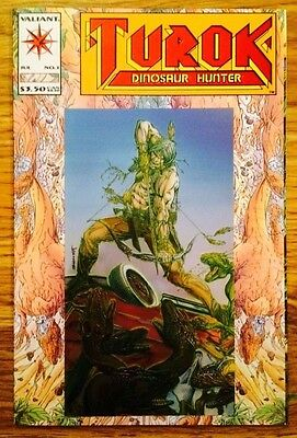 Valiant Comics: Turok Dinosaur Hunter #1 (1993) NM Cond.
