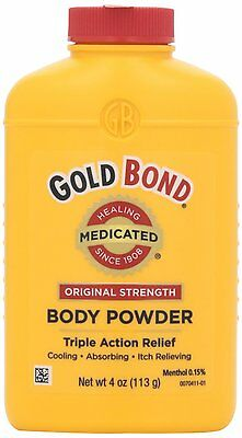 Gold Bond Body Powder Medicated 4 oz