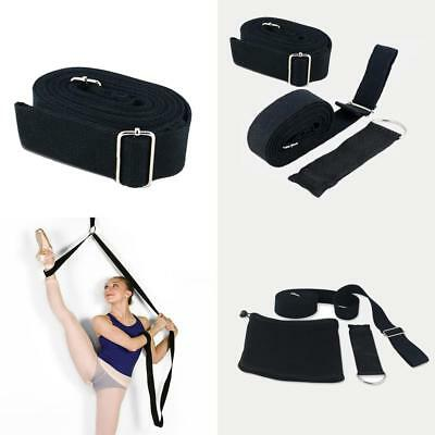 Hanging on the door training with ballet pull Dance gymnastics soft opening belt